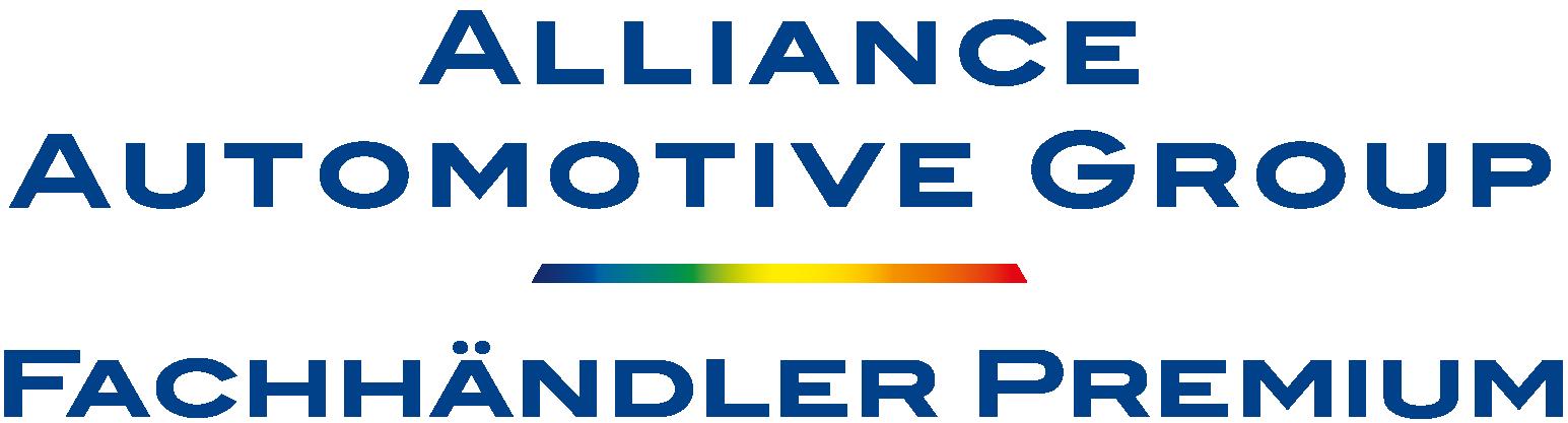 Logo Alliance Automotive Group Fachhändler Premium Autoteile Drewsky Oberhausen